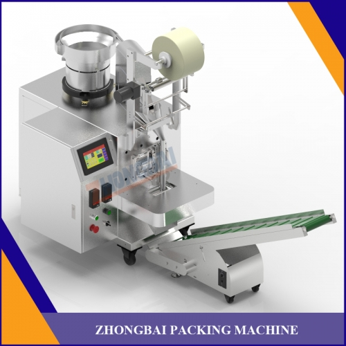 Small Plastic Part Counting Packing Machine